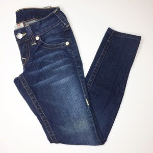 True Religion Stella skinny jeans Size 25
